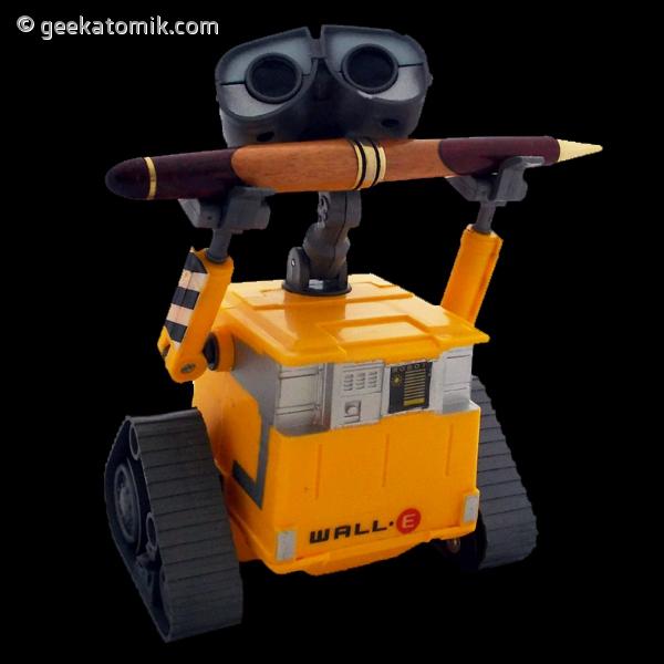 Figurine Mini Robot Wall E Geekatomik